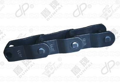 Steel pintle chains