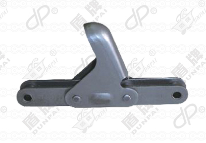 C type steel agricultural chains with attachments